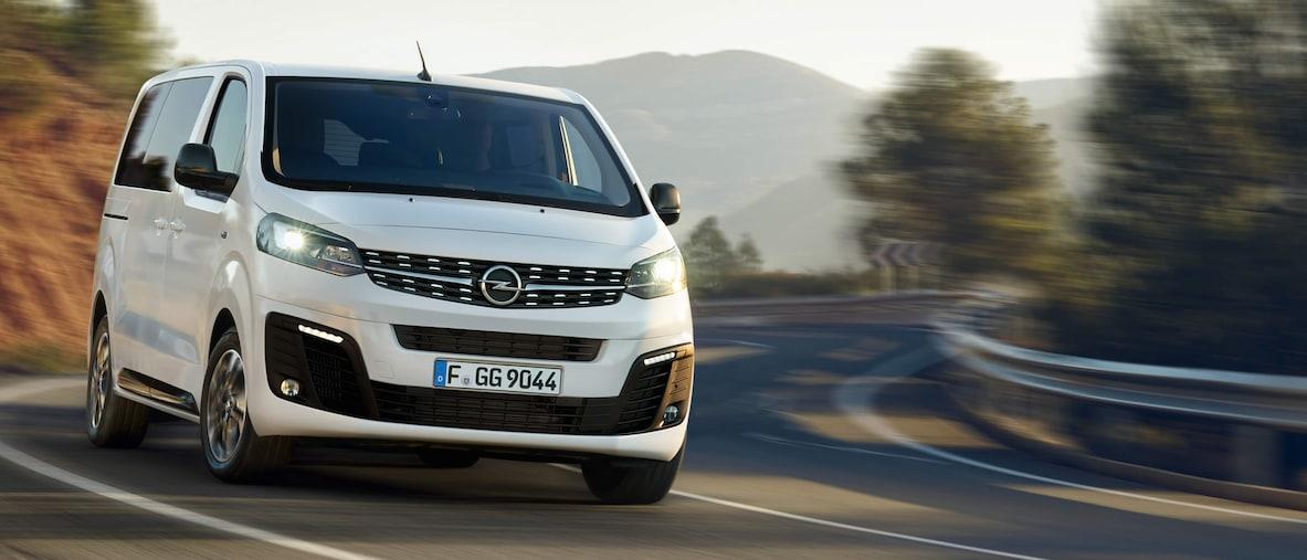 Opel Nuova Zafira Life