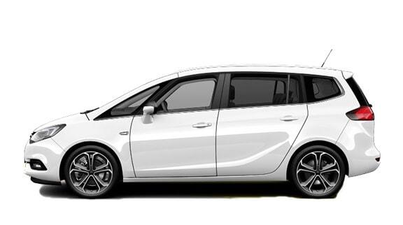 Opel Zafira Monovolume 7 Posti Opel Italia